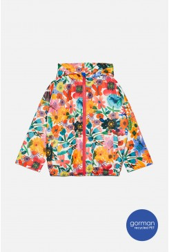 Secret Garden Raincoat