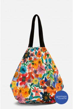 Secret Garden Reversible Tote