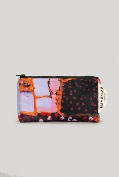 Noonkanbah Makeup Bag