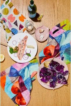 Colour Drop Napkin Set