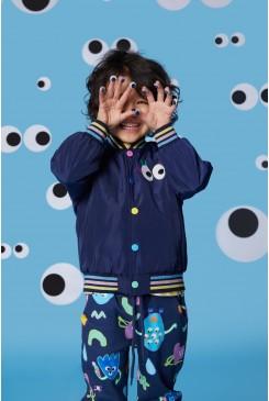 Little Monsters Bomber Jacket