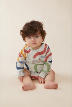 Squiggle Baby Onesie