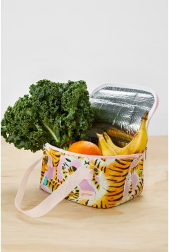 Crouching Tiger Lunch Bag
