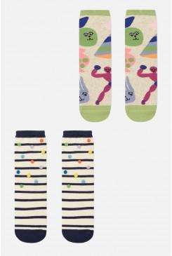 Party Bags Kids Socks 2 Pack