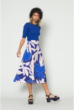 Jurassic Daisy Skirt