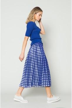 Kinetic Pleat Skirt