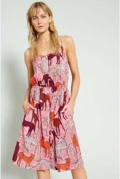 Feline Fine Dress