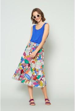 Fruit Bowl Skirt