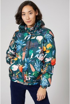 Green Fingers Puffer Jacket