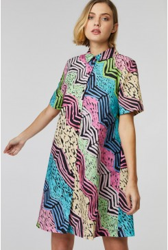 Jilji And Bila Shirt Dress