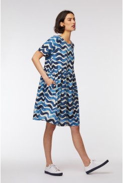 Seashore Linen Dress