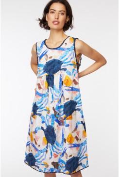 Fab Crab Bungalow Dress