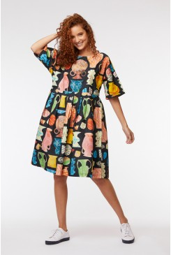 Urn Your Keep Sadie Dress