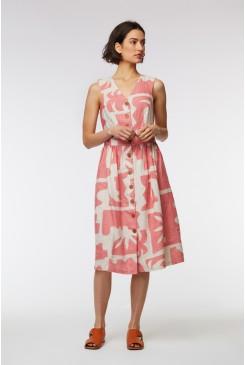 Santa Maria Linen Dress