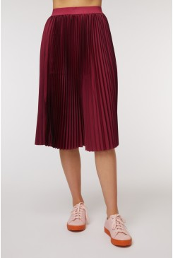 Ripple Pleat Skirt