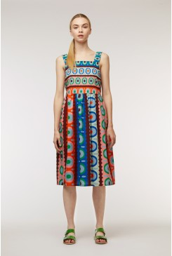 Nazar Apron Dress