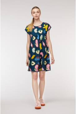 Step Down Bungalow Dress