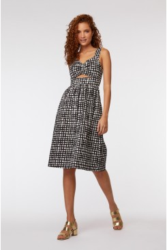 Safety Net Pop Dress