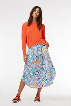 Topsy Turvy Skirt