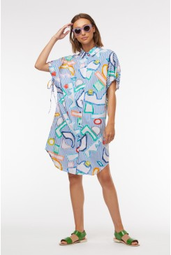 Topsy Turvy Dress