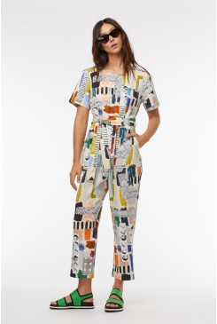 Palm Reader Pantsuit