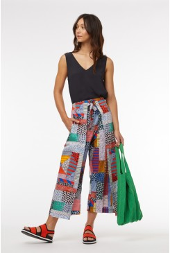 Meshed Culotte