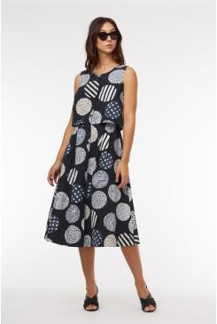 Endless Spot Dress
