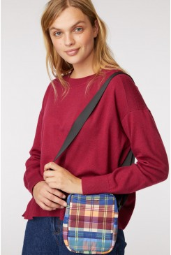 Tartan Trip Cross Body Bag