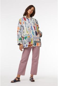 Palm Reader Raincoat