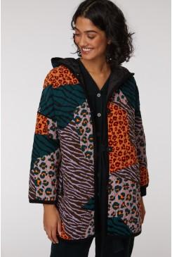 Zazu Cord Coat