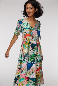 Tallebudgera Silk Dress