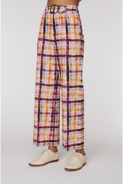 Plaid The Part Pant