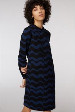 Wiggy Jersey Dress