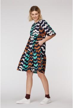 Wiggy Dress