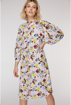 Wallflower Shirt Dress
