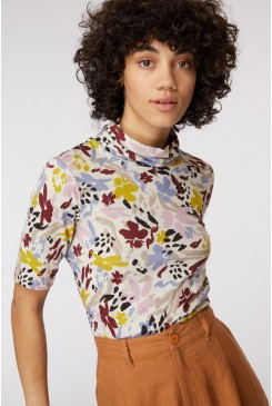 Wallflower Polo Top
