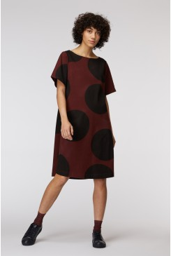 Hot Spot Swing Dress