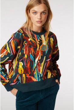 Fields Sweater