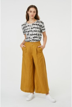 Golden Culotte