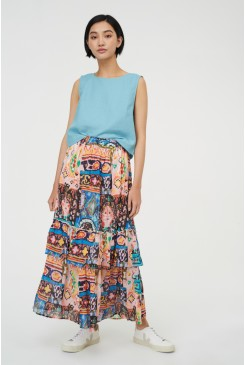 Marrakesh Express Skirt
