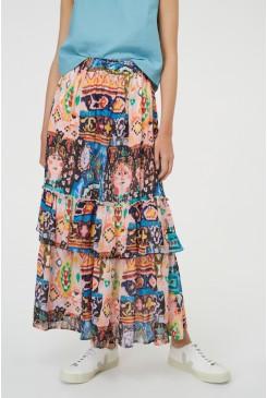 Marrakesh Express Skirt