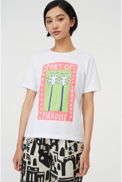 Port Of Paradise Tee