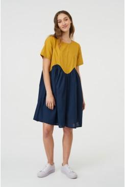 Evie Smock Dress