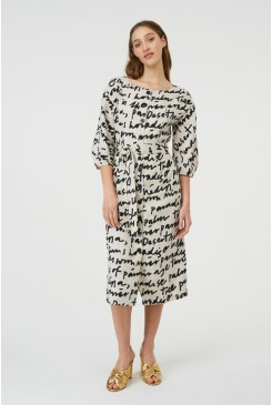 Lost In Translation Dress