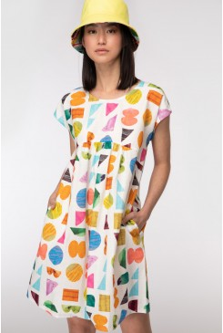 Shape Up Bungalow Dress