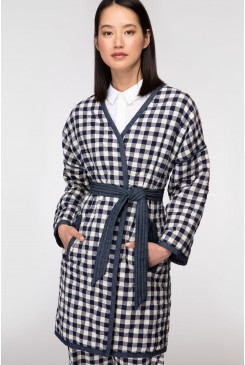 Kaidie Quilted Coat