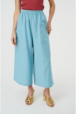 Linen Culotte