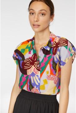 Wild Orchid Shirt