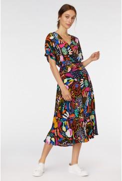Coastline Long Dress