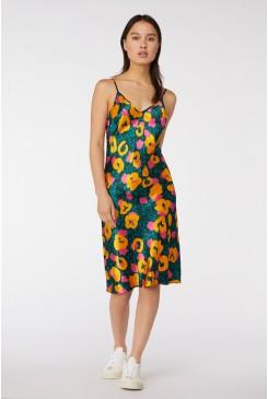 Leopard Lemonade Dress